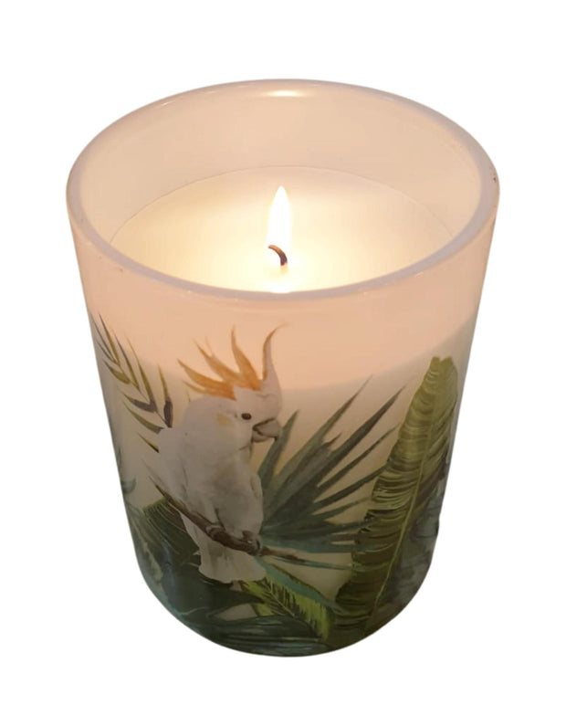 Secret Forest Candle Large Bird