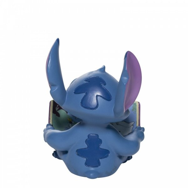 Jim Shore Stitch Book Figurine