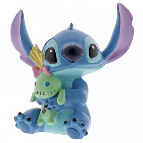 Stitch Doll Figurine