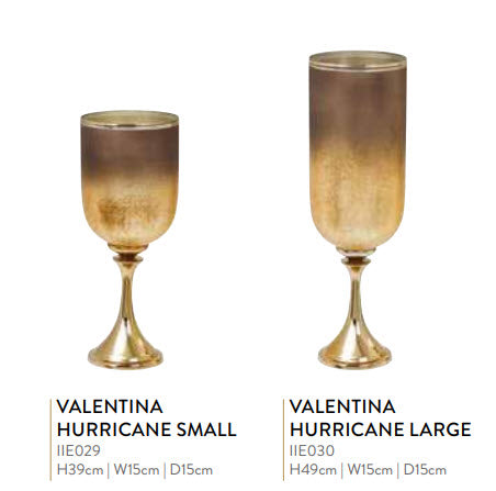 Valentina Hurricane (Large) by Mindy Brownes Interiors