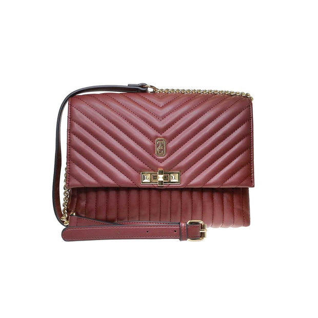 Versailles Cross Body Burgundy