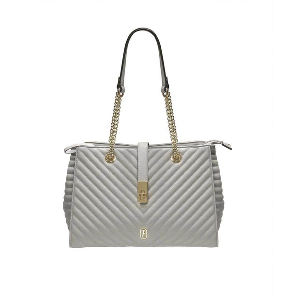 Versailles Shoulder Bag Grey