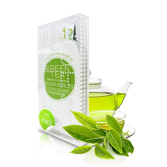 Mani Spa Kit~Green Tea