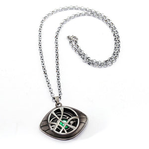 Doctor Strange Infinity Time Stones Necklace