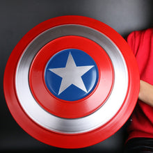 Load image into Gallery viewer, Captain America Shield Metal