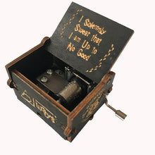 Load image into Gallery viewer, Authentic Harry Potter Vintage Music Box