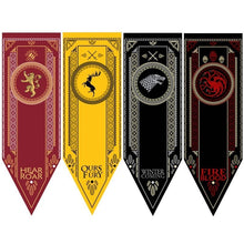 Load image into Gallery viewer, Game of Thrones Decorative Flags