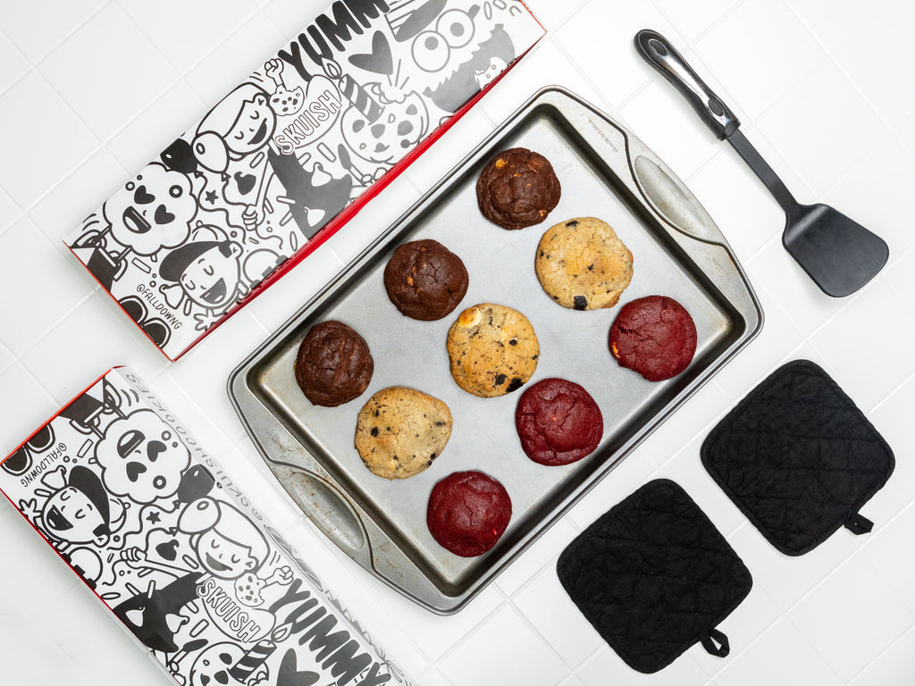 3 Boxes of Cookies for Preorder (Canadawide Shipping) Next ship date: March 8