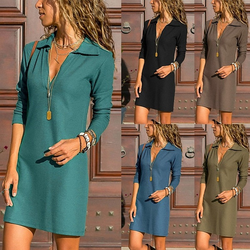 Chic Mini Dresses - That Swag Tho