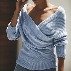 Pullover Escavar  Backless Jumper - That Swag Tho