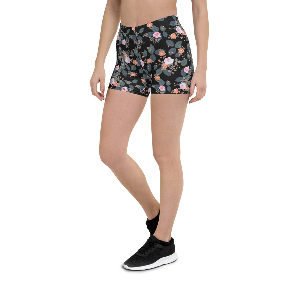 Small Bouquets Shorts