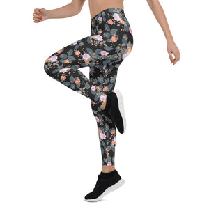 Small Bouquets Leggings
