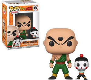 Funko POP! Tien and Chiaotzu #384