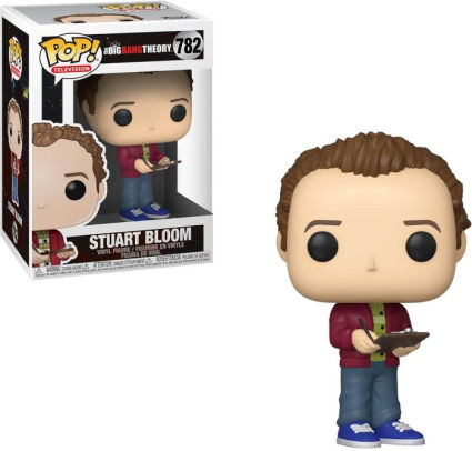 Funko POP! Stuart Bloom #782