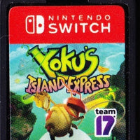 SWITCH - Yoku's Island Express