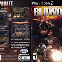 Playstation 2 - Blowout