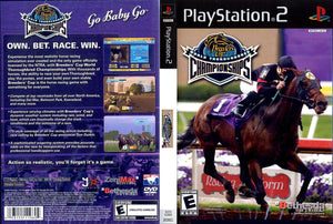 Playstation 2 - Breeders' Cup WTC