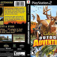 Playstation 2 - Cabela's Outdoor Adventures