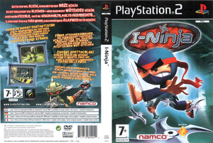 Playstation 2 - I-ninja