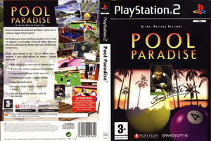 Playstation 2 - Pool Paradise