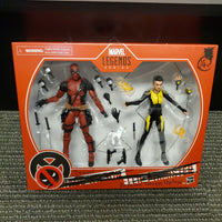 Marvel Legends - Deadpool & Negasonic Teenage Warhead
