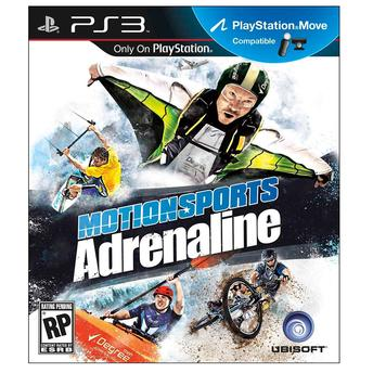 Playstation 3 - Motionsports Adrenaline
