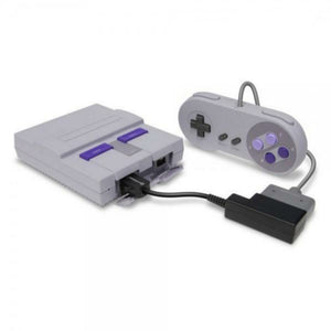 Controller Adapter for Super NES Classic Edition/Wii U/Wii Compatible with Super NES Controllers
