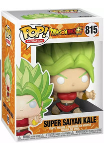 Funko Pop - Super Sayain Kale