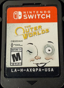 SWITCH - The Outer Worlds