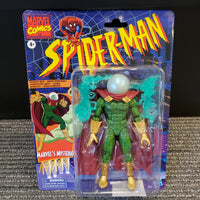 Marvel Legends Mysterio Retro Spiderman Series
