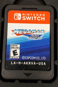 SWITCH - Megaman Legacy Collection