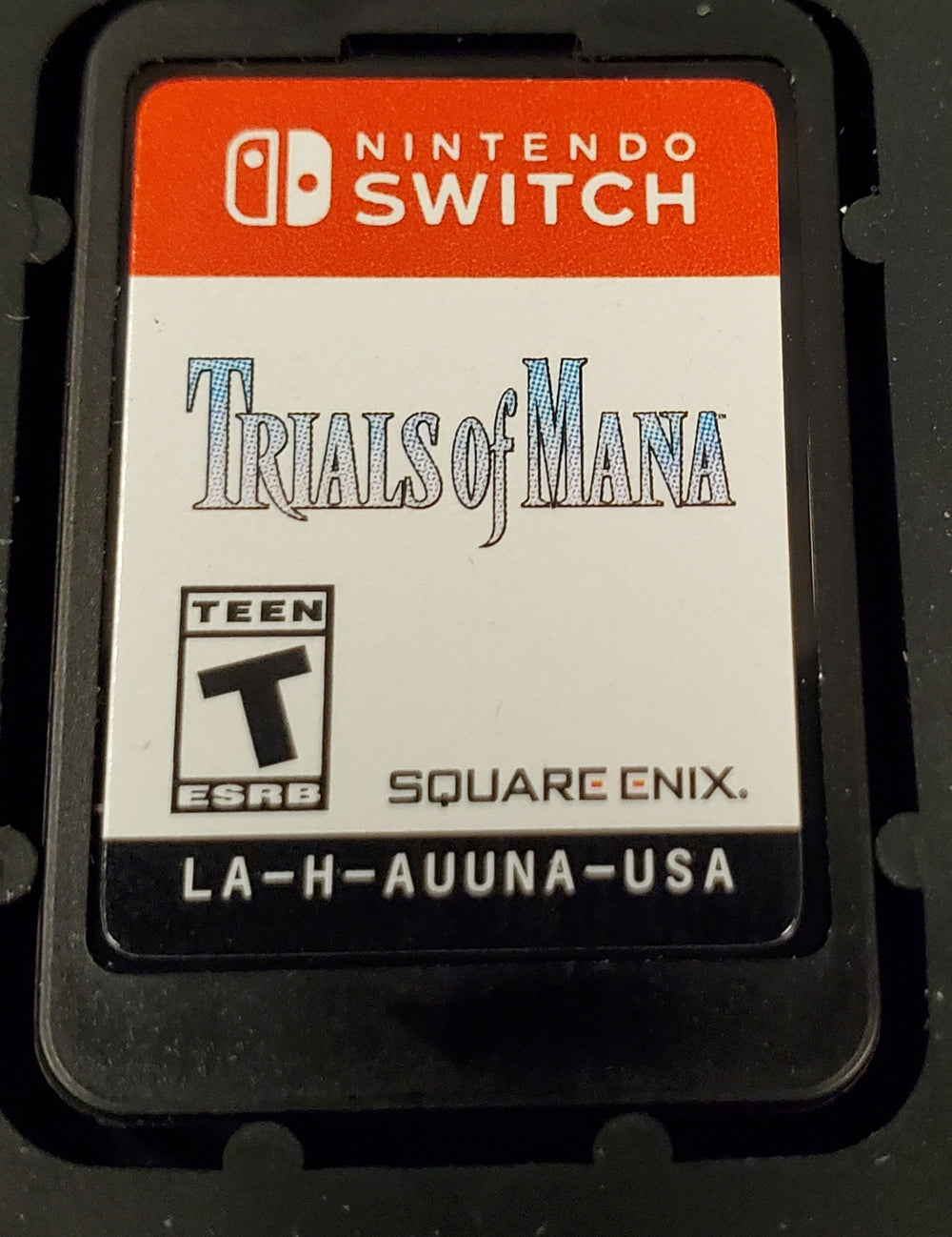SWITCH - Trials of Mana