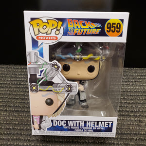 Funko Pop - Doc With Helmet