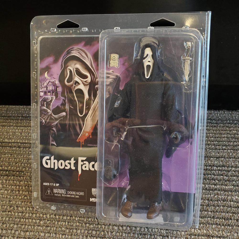 Ghost Face Neca Reel Toys 8
