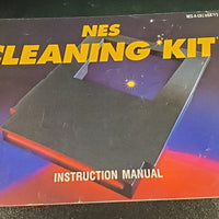 NES Manuals - NES Cleaning Kit