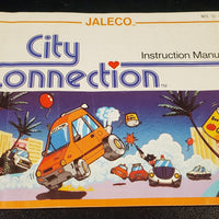 NES Manuals - City Connection