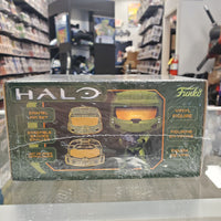Halo Master Chief Funko Pop + Pins Target Exclusive Box Set