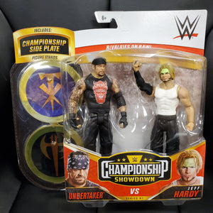 Undertaker vs Jeff Hardy 2 Pack