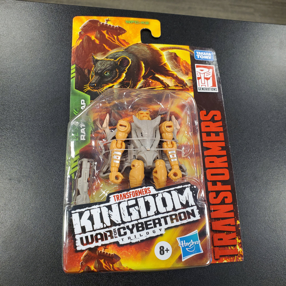 Transformers Kingdom Rattrap - Core Class