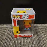 Funko Pop - Bart Simpson #03
