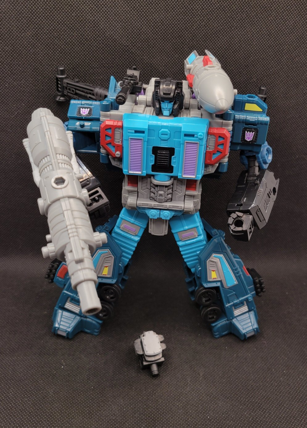 Transformers Double Dealer Earthrise (Loose)