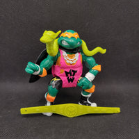 TMNT Shell Slammin' Mike 1991 (Loose)