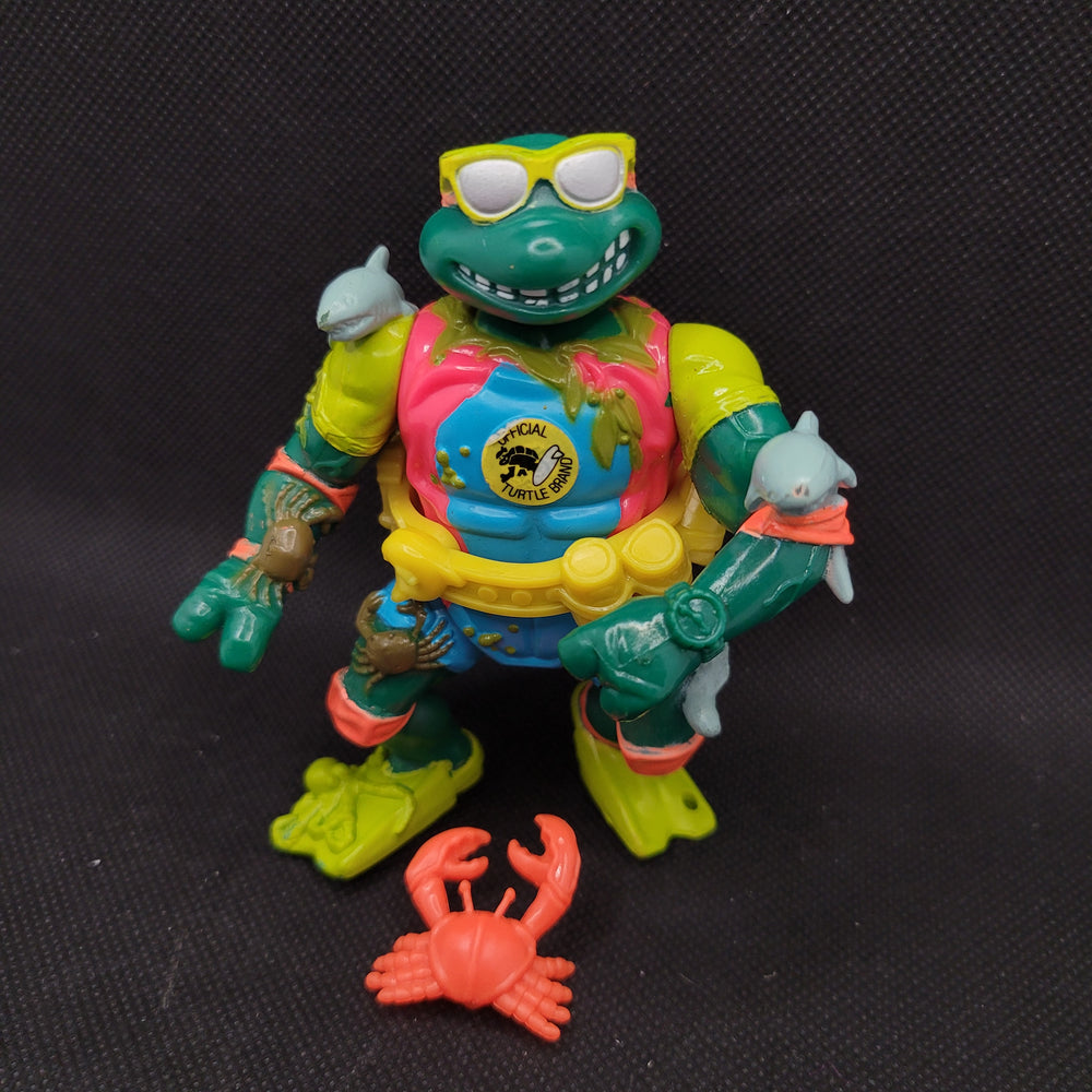 TMNT Mike, the Sewer Surfer 1990 (Loose)