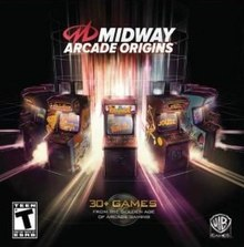 Playstation 3 - Midway Arcade Origins