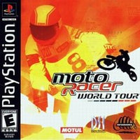 PLAYSTATION - Moto Racer World Tour