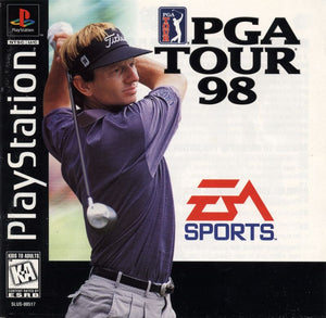 PLAYSTATION - PGA Tour 98
