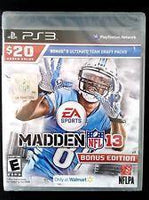 PS3 - Madden 13 Bonus Edition