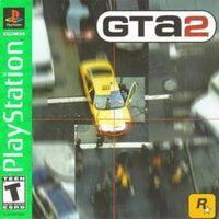 PLAYSTATION - Grand Theft Auto 2