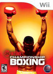 Wii - Showtime Championship Boxing