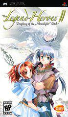 PSP - The Legend of Heroes 2: Prophecy of the Moonlight Witch